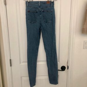 Urban Outfitters Jeans - UO BDG Girlfriend High Rise Jeans 25 light wash